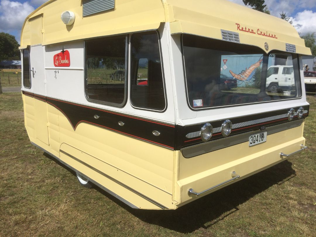 Caravan Custom Fitting NZ - La Bamba (1)