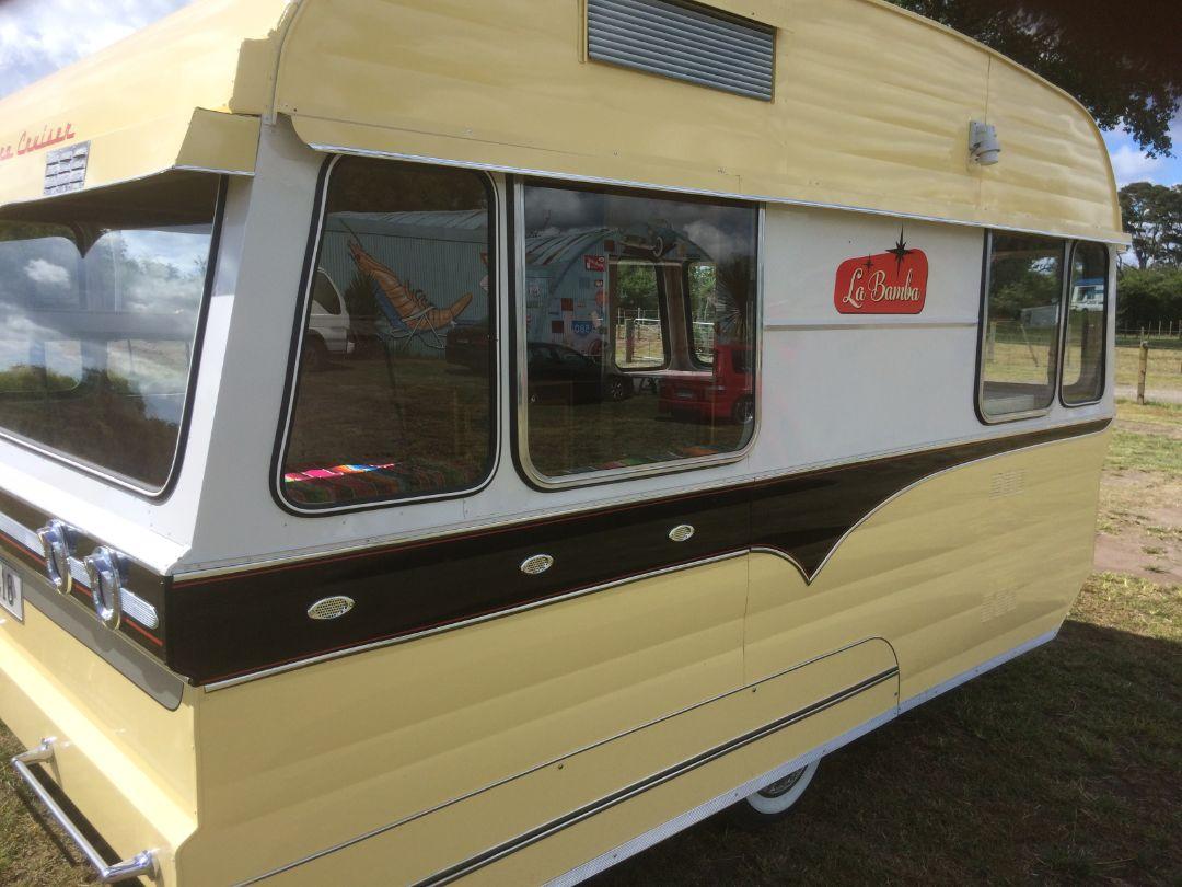 Caravan Custom Fitting NZ - La Bamba (2)