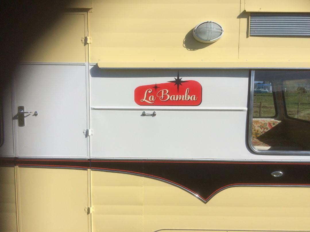 Caravan Custom Fitting NZ - La Bamba (5)