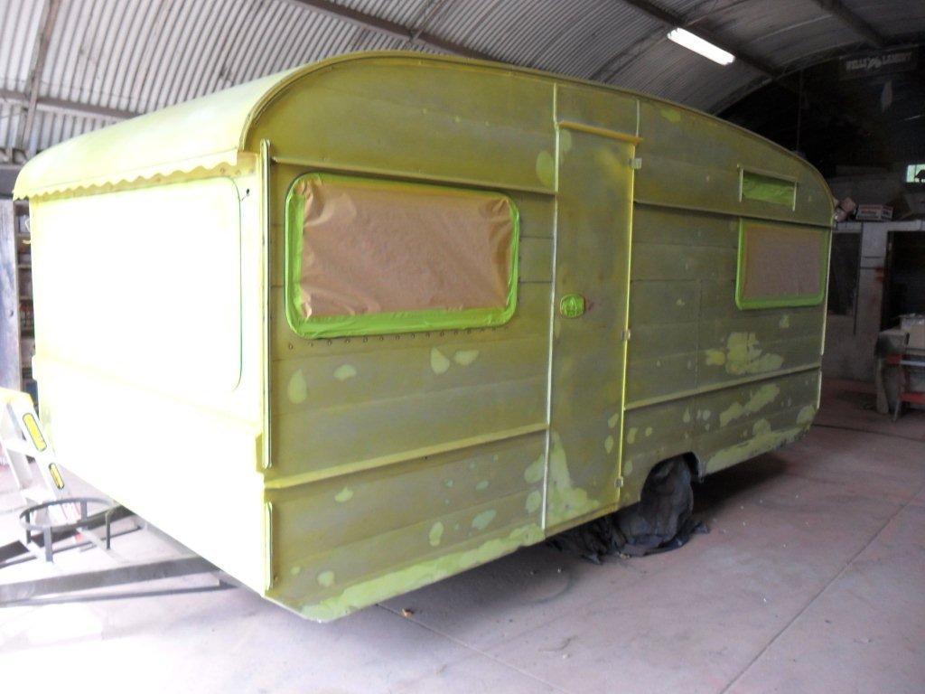 Caravan Restoration NZ - Memphis Belle (4)
