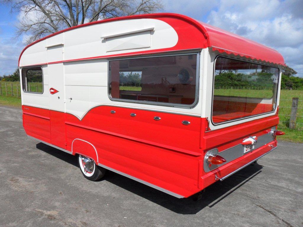 Caravan Restoration NZ - Memphis Belle (5)