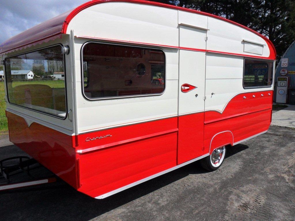 Caravan Restoration NZ - Memphis Belle (8)
