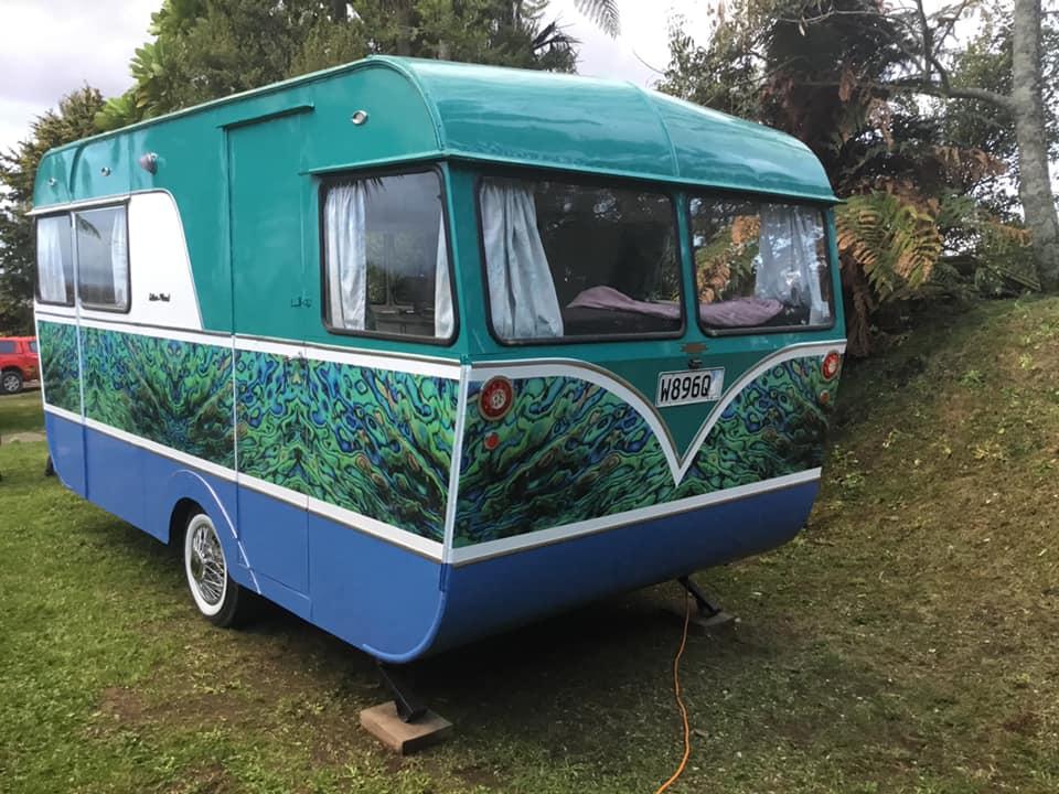Paua Caravan