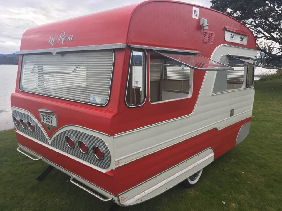 Retro Custom Caravan - Caravan Restoration NZ - La Rosa (10)