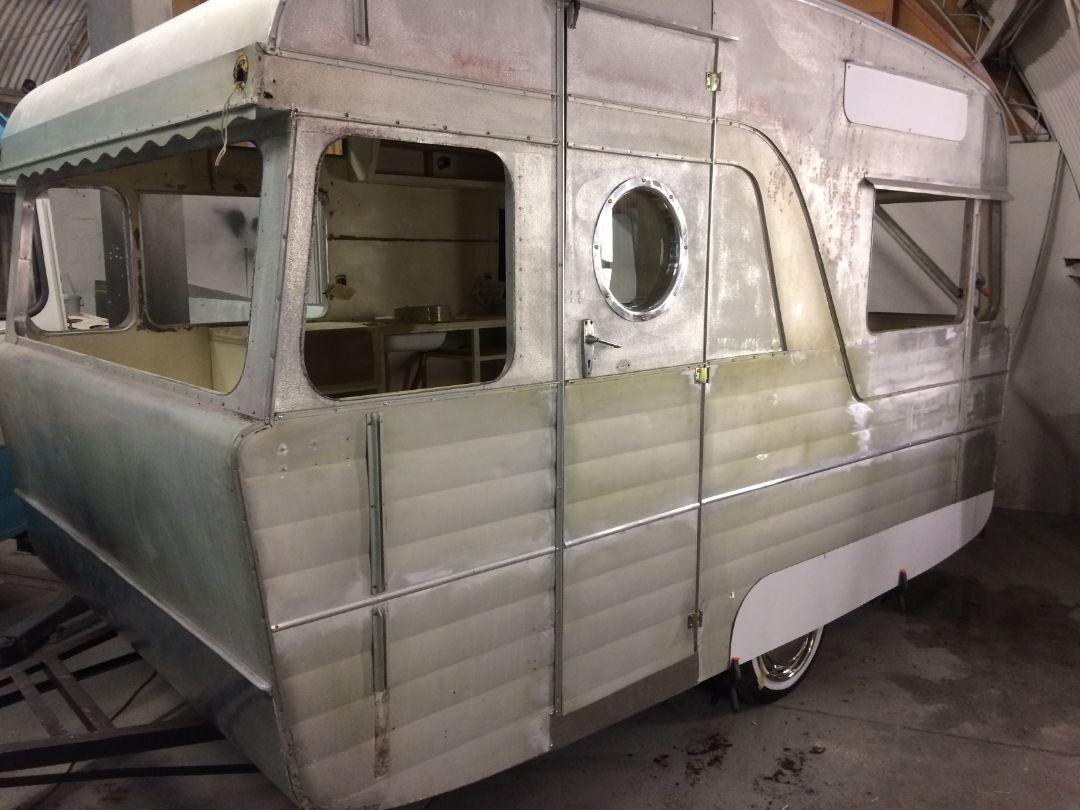 Retro Custom Caravan - Caravan Restoration NZ - La Rosa (11)