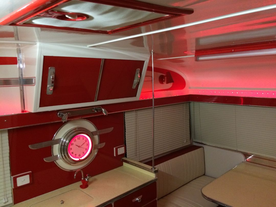Retro Custom Caravan - Caravan Restoration NZ - La Rosa (15)