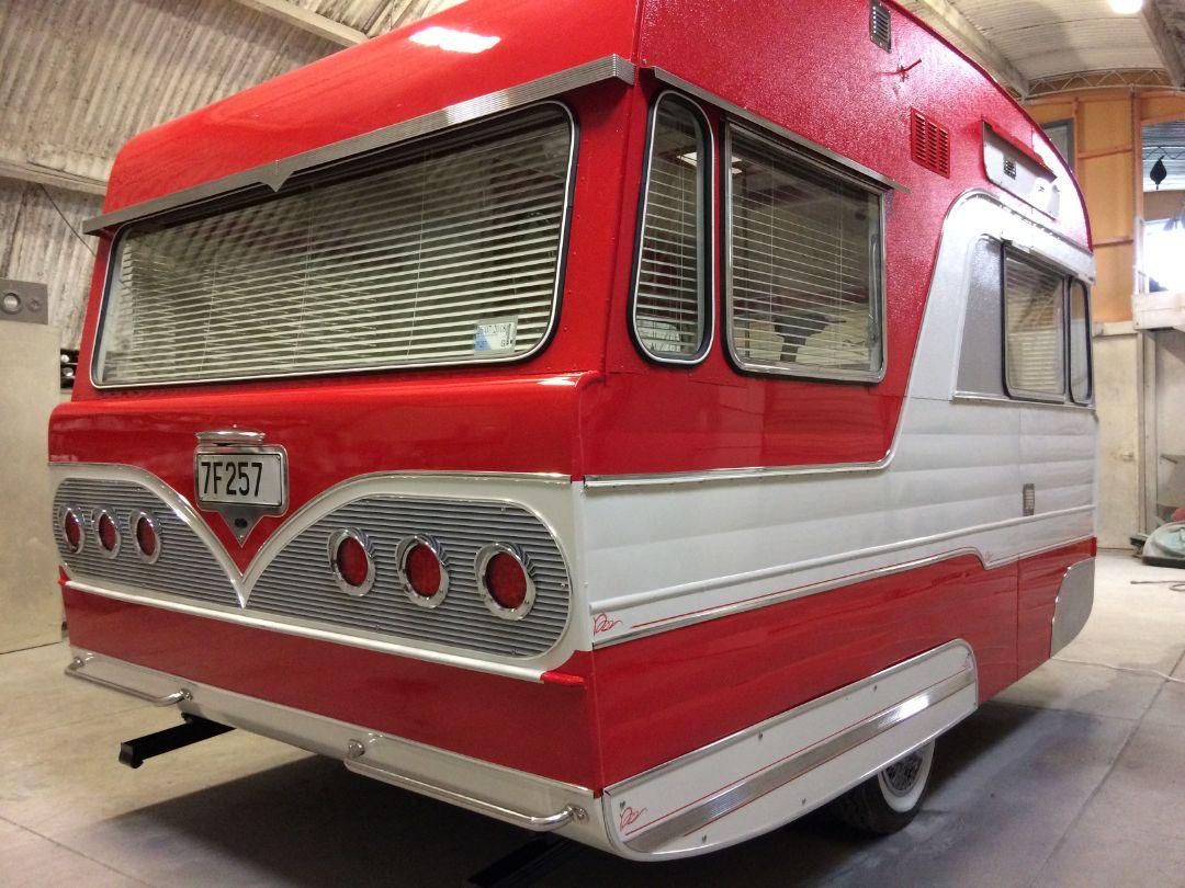 Retro Custom Caravan - Caravan Restoration NZ - La Rosa (5)