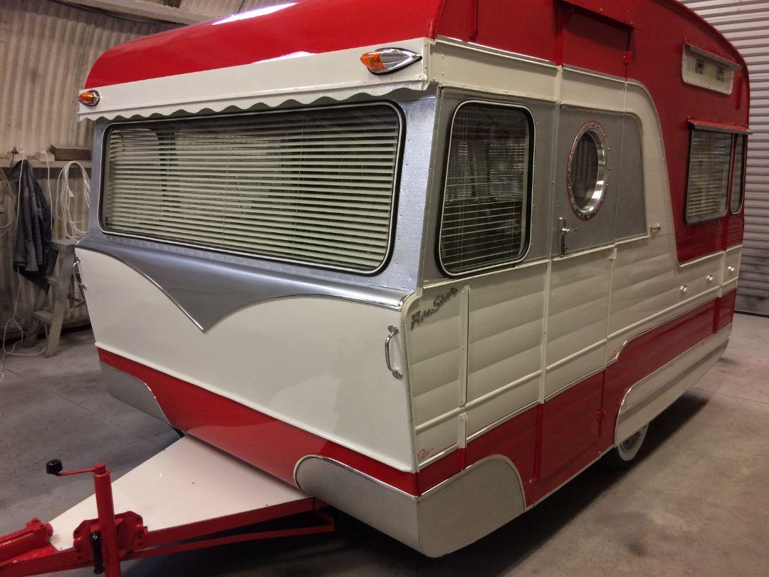 Retro Custom Caravan - Caravan Restoration NZ - La Rosa (6)