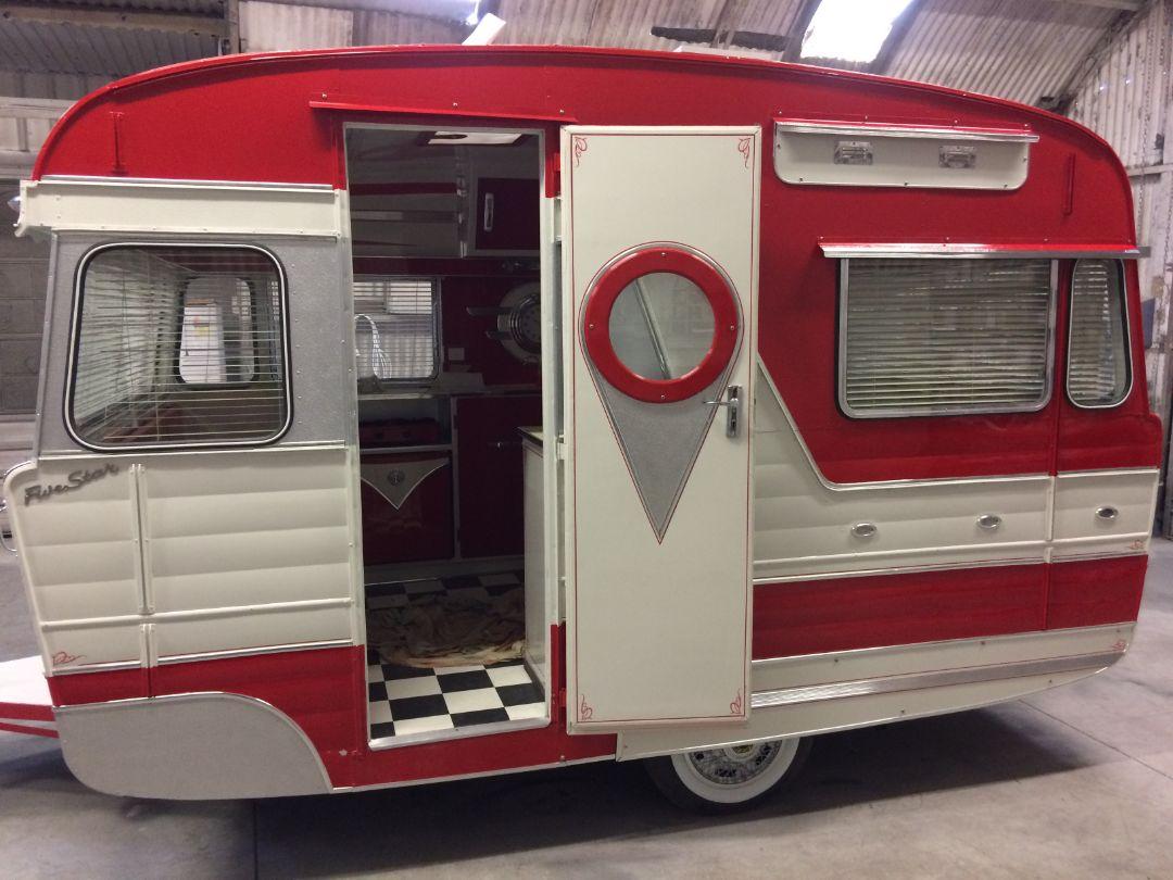 Retro Custom Caravan - Caravan Restoration NZ - La Rosa (8)