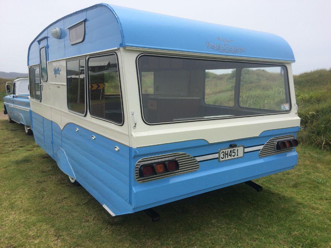 Retro Custom Caravans New Zealand - Myrtle (1)