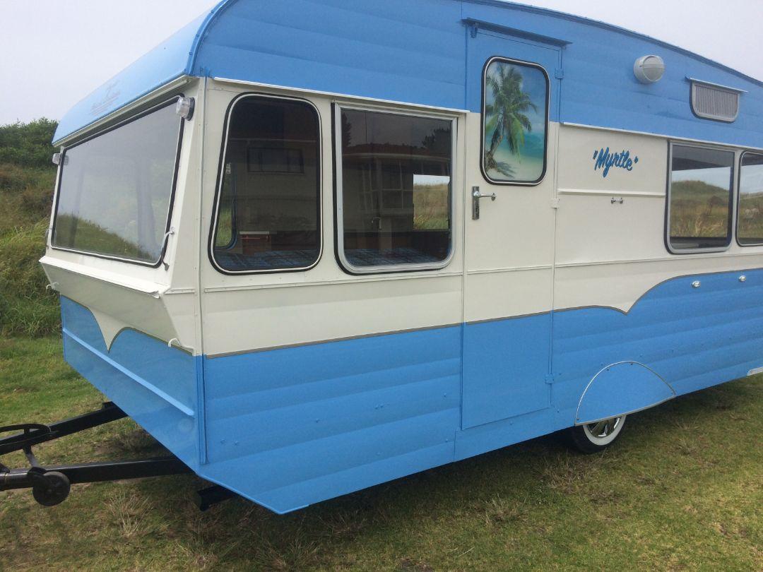 Retro Custom Caravans New Zealand - Myrtle (12)