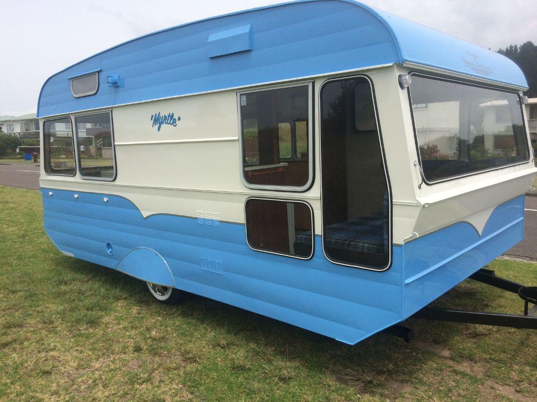Retro Custom Caravans New Zealand - Myrtle (6)