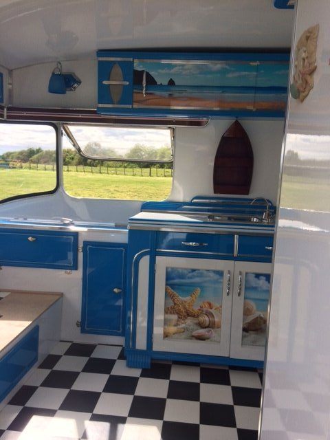 Retro Custom Caravans
