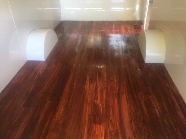 Rimu flooring